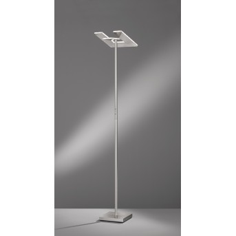 Fischer & Honsel T - Inlia Stehleuchte LED Nickel-Matt, 1-flammig