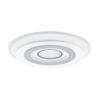 Eglo REDUCTA Deckenleuchte LED Weiß, 1-flammig
