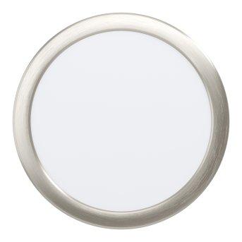 Eglo FUEVA Einbauleuchte LED Nickel-Matt, 1-flammig