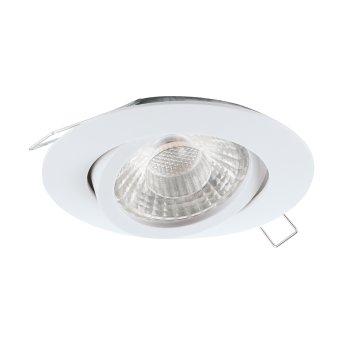 Eglo TEDO Einbauleuchte LED Weiß, 1-flammig