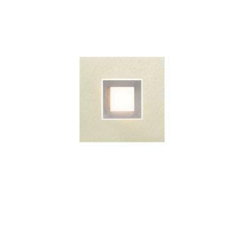 Grossmann KARREE Deckenleuchte LED Titan, 1-flammig