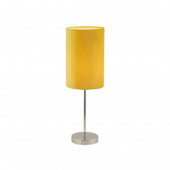 Searchlight Table Lamp Tischleuchte Silber, 1-flammig