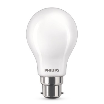 Philips LED B22d 60 Watt 2700 Kelvin 806 Lumen