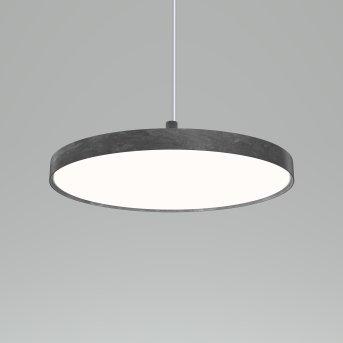 Louis Poulsen LP Slim Round Pendelleuchte LED Aluminium, 1-flammig