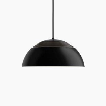 Louis Poulsen AJRoyal Pendelleuchte LED Schwarz, 1-flammig