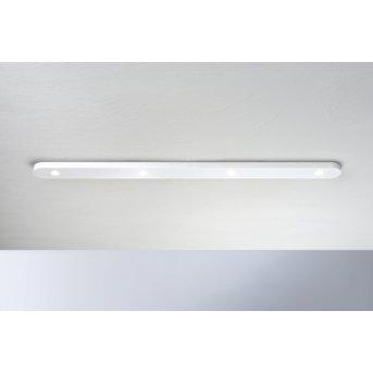 Bopp Leuchten CLOSE Deckenleuchte LED Weiß, 4-flammig