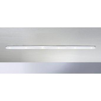 Bopp Leuchten CLOSE Deckenleuchte LED Weiß, 6-flammig