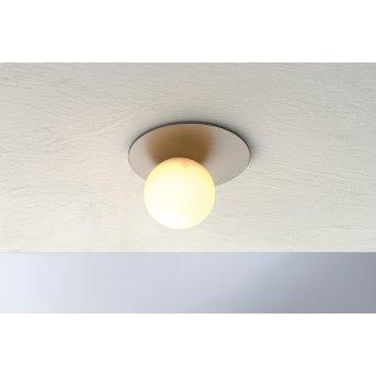 Bopp Leuchten PLANETS Deckeneinbauleuchte LED Grau, Braun, 1-flammig