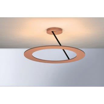 Bopp Leuchten STELLA Deckenleuchte LED Schwarz, Kupfer, 5-flammig