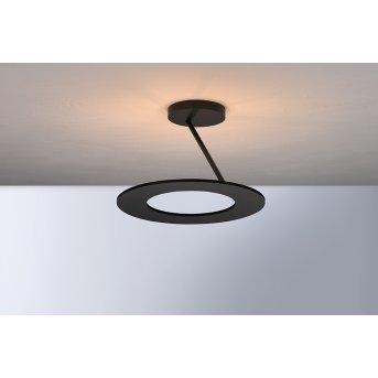 Bopp Leuchten STELLA Deckenleuchte LED Schwarz, 4-flammig
