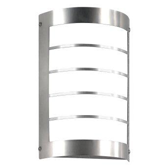 CMD AQUA MARCO Außenwandleuchte LED Edelstahl, 1-flammig, Bewegungsmelder
