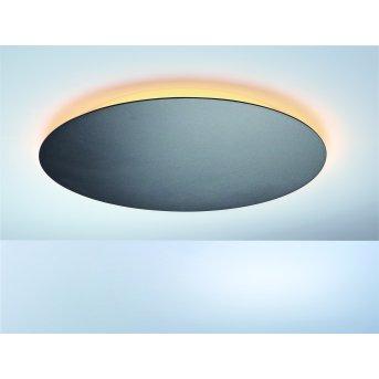 Escale BLADE Deckenleuchte LED Anthrazit, 1-flammig