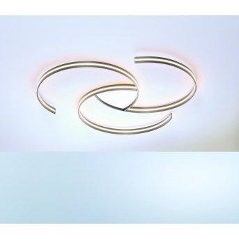 Escale CIRCLES Deckenleuchte LED Grau, Weiß, 1-flammig