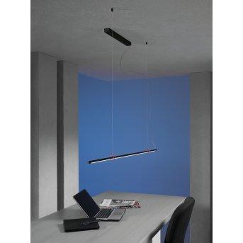Escale SLIMLINE Pendelleuchte LED Schwarz, 1-flammig