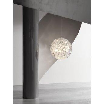 Louis Poulsen Patera Pendelleuchten LED Chrom, 1-flammig