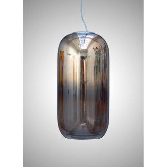 Artemide Gople Pendelleuchte Aluminium, 1-flammig