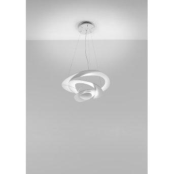 Artemide Pirce Mini Pendelleuchte LED Weiß, 1-flammig