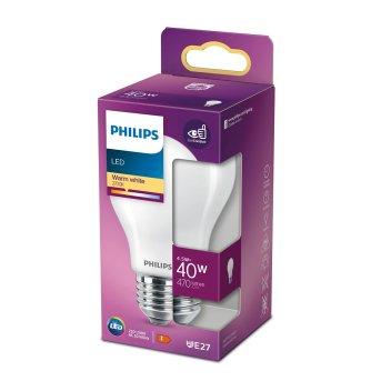 Philips LED E27 4,5 Watt 2700 Kelvin 470 Lumen