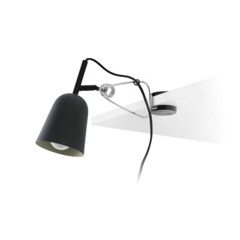 Faro Barcelona Studio Schreibtischleuchte Schwarz, 1-flammig
