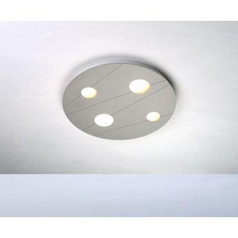 Bopp GRAFICO Deckenleuchte LED Aluminium, 4-flammig