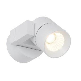 AEG Kristos Wandspot LED Weiß, 1-flammig