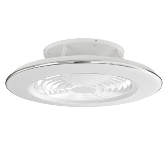 Mantra ALISIO Deckenventilator LED Weiß, 1-flammig, Fernbedienung