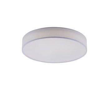 Trio Leuchten WiZ DIAMO Deckenleuchte LED Weiß, 1-flammig, Fernbedienung, Farbwechsler