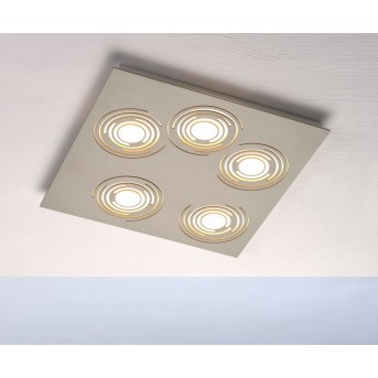 Bopp GALAXY COMFORT Deckenleuchte LED Beige, 5-flammig