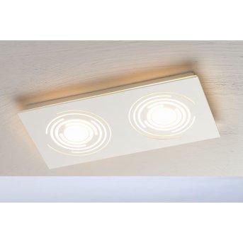 Bopp GALAXY BASIC Deckenleuchte LED Weiß, 2-flammig