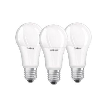 Osram LED 3er Pack E27 13 Watt 2700 Kelvin 1521 Lumen