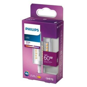 Philips LED R7S kurz 7,5 Watt 3000 Kelvin 950 Lumen
