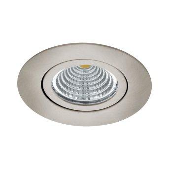 Eglo SALICETO Einbauleuchte LED Nickel-Matt, 1-flammig