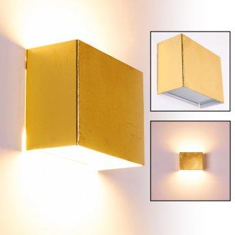 Dorata Wandleuchte Gold, 1-flammig