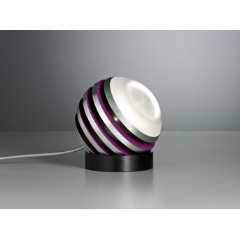 Tecnolumen Bulo Tischleuchte LED Lila, 1-flammig