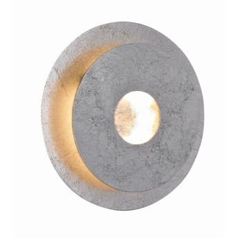 WOFI AFIR Wandleuchte LED Silber, 1-flammig