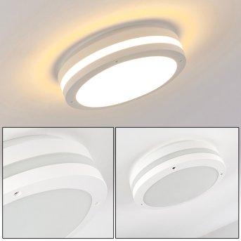 Wollongong Außendeckenleuchte LED Weiß, 1-flammig