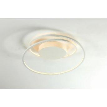 Bopp Leuchten AT LED Deckenleuchte Weiß, 1-flammig