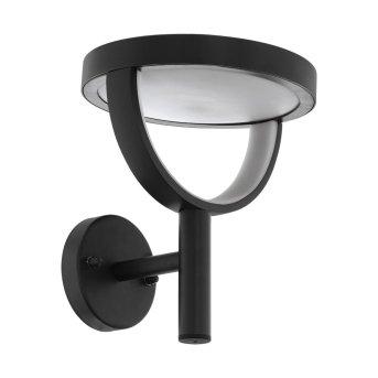 EGLO connect FRANCARI-C Wandleuchte LED Schwarz, 1-flammig