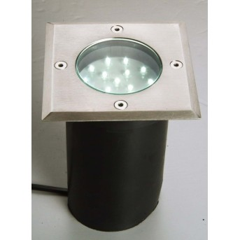 Lutec BERLIN Bodeneinbauleuchte LED, 15-flammig