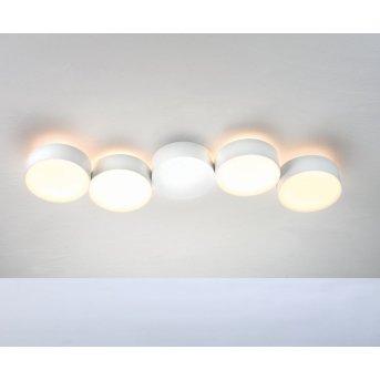 Bopp TOUCH Deckenleuchte LED Weiß, 4-flammig