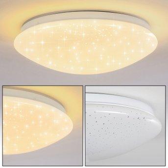 Norton Star Deckenleuchte LED Weiß, 1-flammig