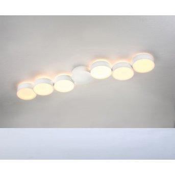 Bopp TOUCH Deckenleuchte LED Weiß, 6-flammig