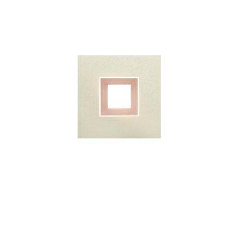 Grossmann KARREE Deckenleuchte LED Kupfer, 1-flammig