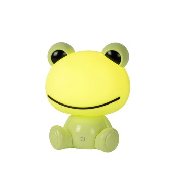 Lucide DODO Frog Tischlampe LED Grün, 1-flammig