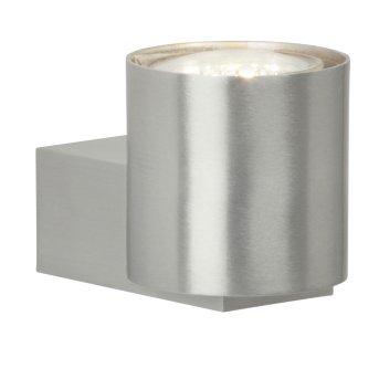 Brilliant Leuchten Izon Wandleuchte LED Aluminium, 1-flammig