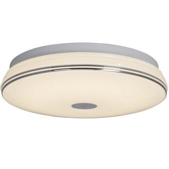 AEG Mondo Deco Deckenleuchte LED Weiß, 1-flammig, Fernbedienung