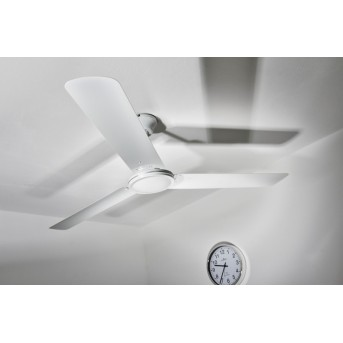 Globo FERRO Ventilator Weiß, Fernbedienung