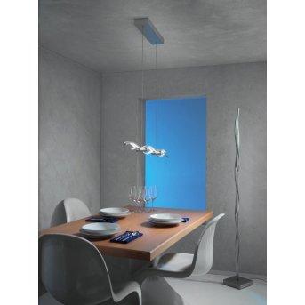 Escale SILK Stehleuchte LED Aluminium, 1-flammig