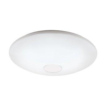 Eglo CONNECT TOTARI-C Deckenleuchte LED Weiß, 1-flammig, Fernbedienung