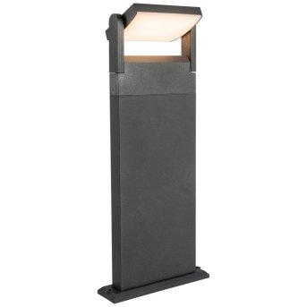 AEG Grady Außenstandleuchte LED Anthrazit, 1-flammig